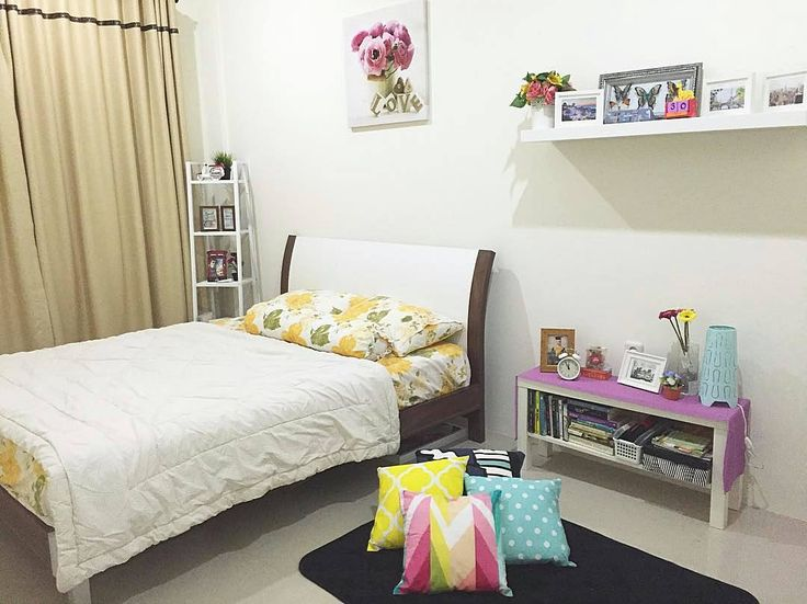 Dekorasi kamar tidur minimalis 3x3 terbaru