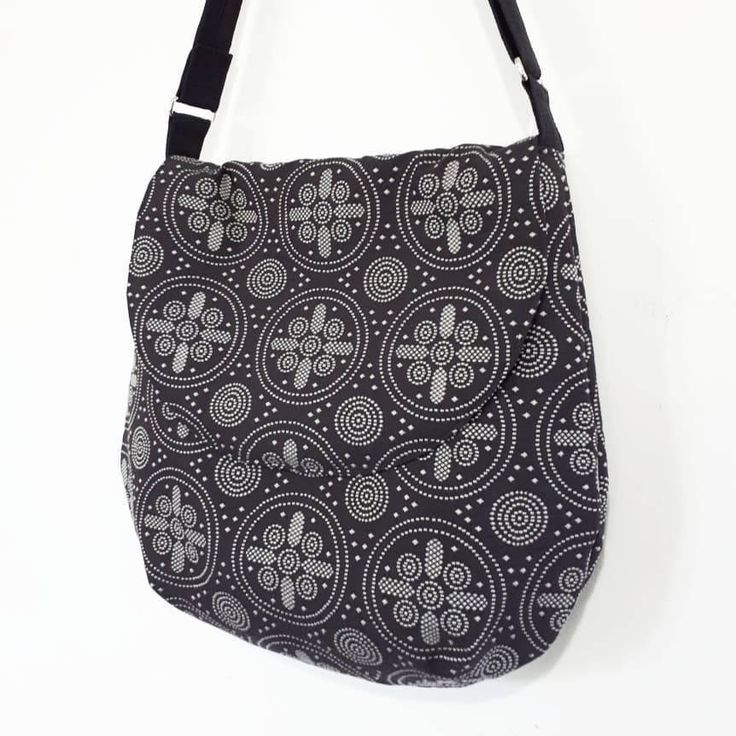 Excited to share the latest addition to my #etsy shop: Cross Body Bag by Bakeapple, Saddle Bag, Messenger Bag, Purse, Upcycled, Handmade, Black & White, Gift Under 60, Valentine's Day http://etsy.me/2nDP7FY #bagsandpurses #black #birthday #valentinesday #white #crossbo