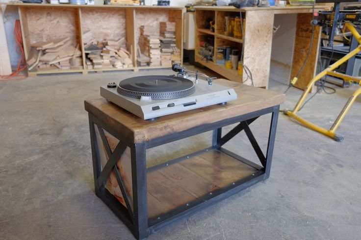 1000 Ideas About Record Player Stand On Pinterest