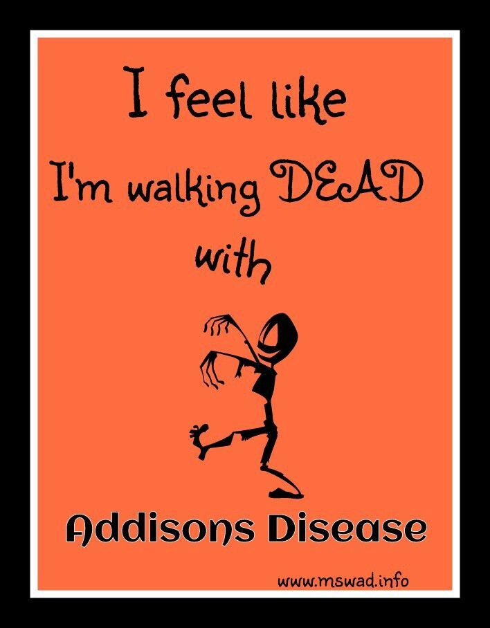 Adrenal Insufficiency & Addison's Disease