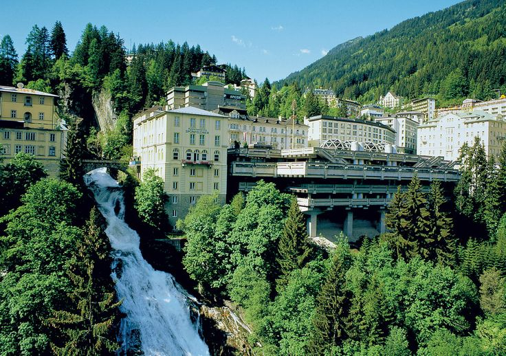 Gastein in summer