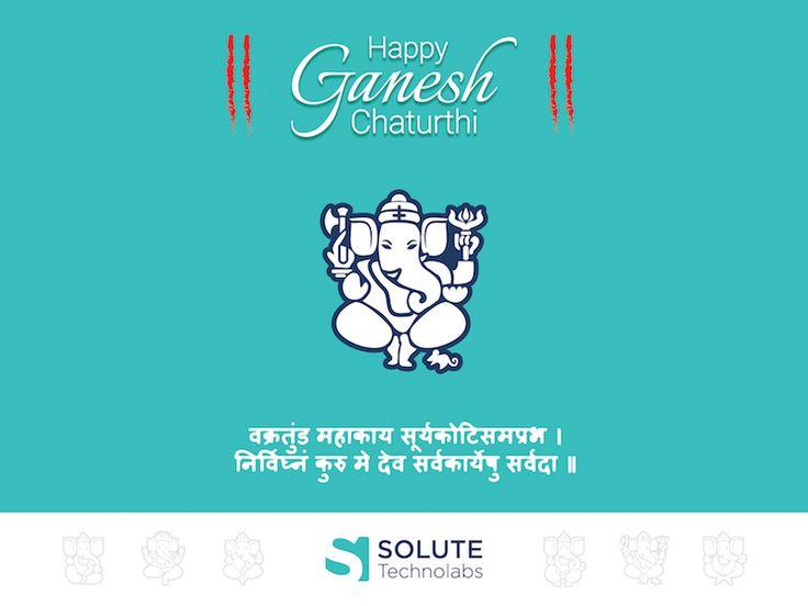 Happy Ganesh Chaturthi - Banner