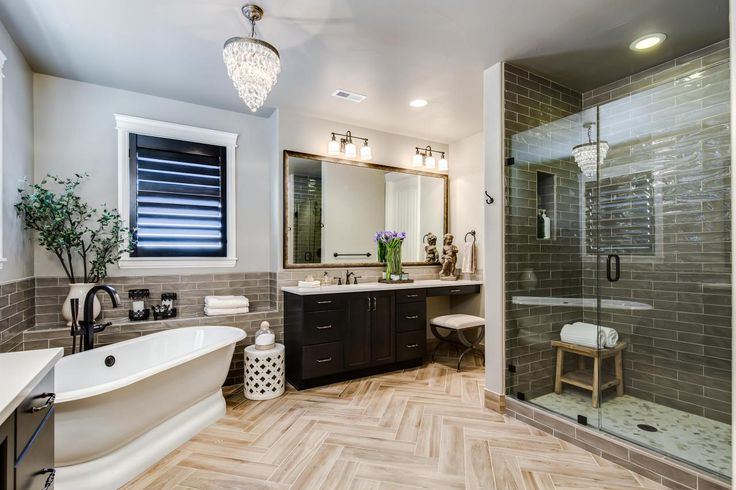 Get all the info you'll need on master bathrooms, and create an elegant and efficient bathing space in your home.
