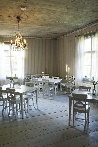 JUVIn tuolit Westerby Gårdissa #Finland