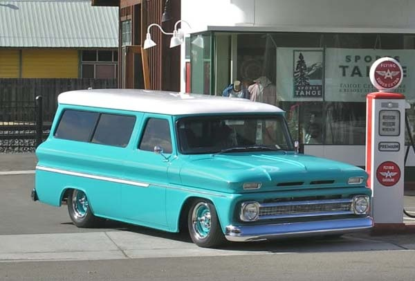 1965 Chevy Suburban | 60-66 Chevy Truck Parts | 67-72 Chevy Truck Parts | Pinterest | Chevy