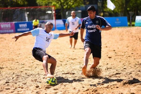 Los mejores equipos de Buenos Aires buscarán en Escobar el pase a la Copa Libertadores de fútbol playa