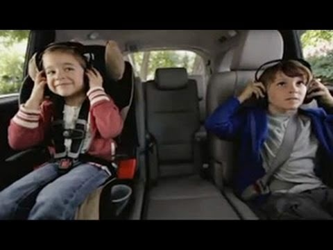 All-New 2011 Honda Odyssey (Tour)
