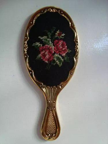 espelho francês miniatura (12cm) anos 50