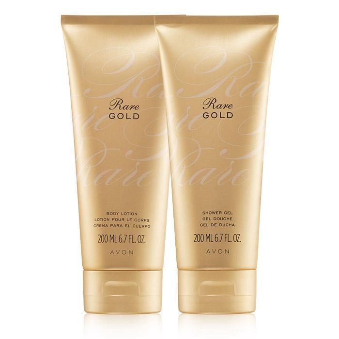 Rare Gold Shower Gel Treasure it always. Opulent orange flowers mixed with bergamot, precious woods, amber, and vanilla. Fragrance shower gel creates rich lather for a luxurious cleansing experience. 6.7 fl. oz. www.youravon.com/abigailstore