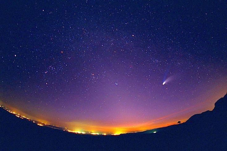 Mengenal Objek-Objek Langit Malam