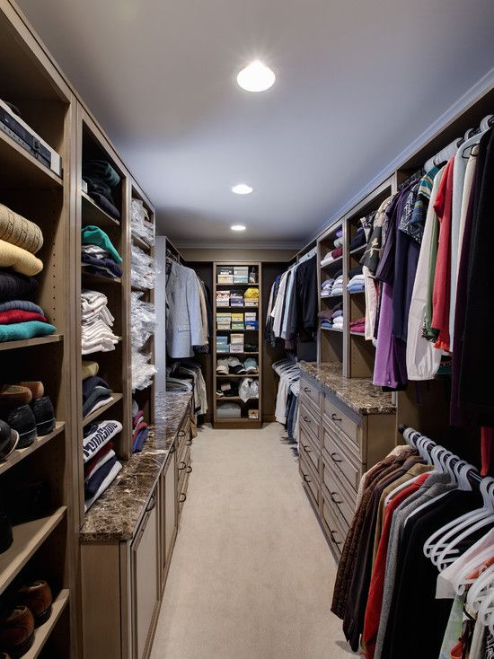 Captivating Best 25+ Narrow Closet Ideas On Pinterest | Dressing Room, Wardrobe Room  And Dressing Room Closet