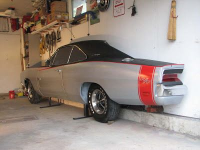 60's Dodge Charger Hangover