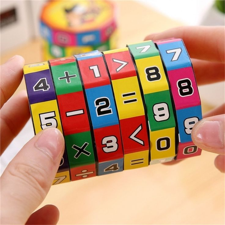 New Magic Cubes educational toys for Children Kids ...