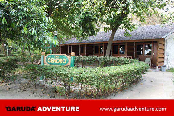 Cottage deluxe di pulau bidadari jakarta
