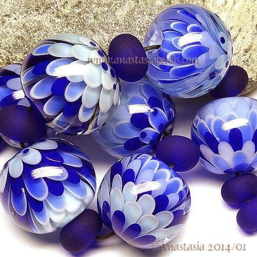 anastasia glass beads buscar con google