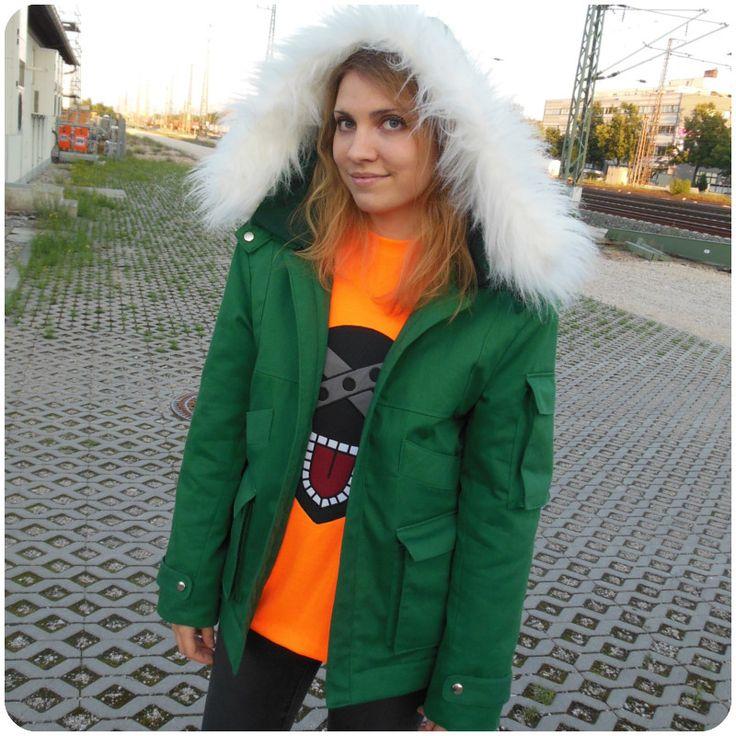 "Cosplay Jacket ""Loke"" from Fairy Tail"