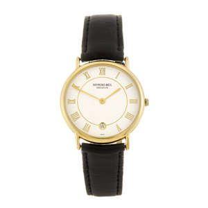 (207318374) RAYMOND WEIL - a gentleman's wrist watch.