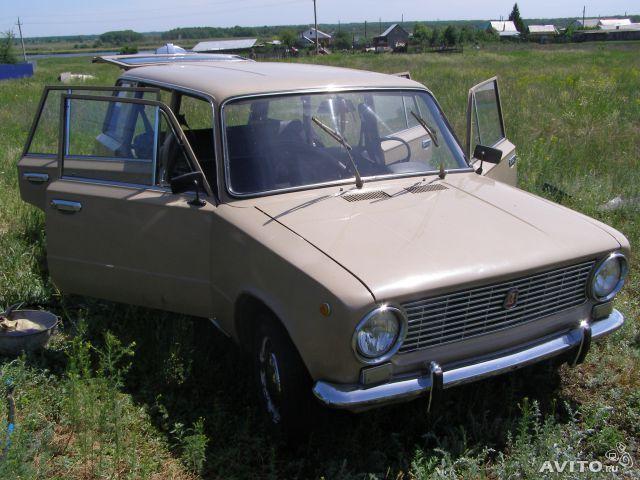 ВАЗ 2102, 1983