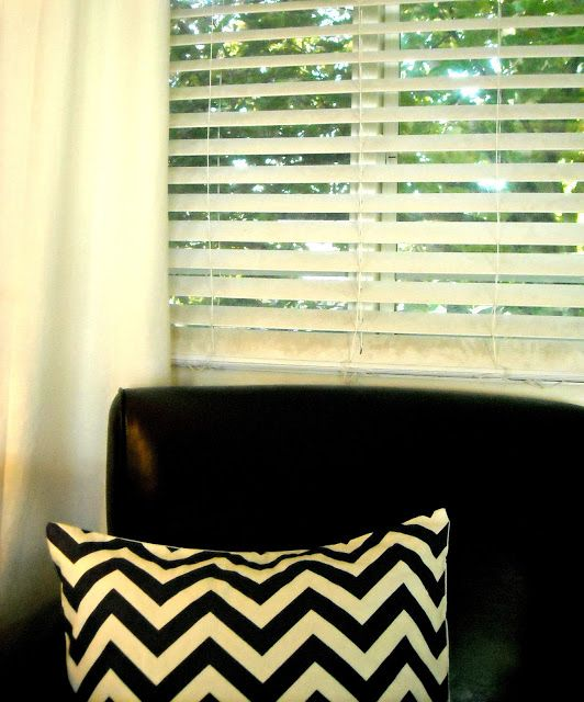 Easy Way to Clean Dirty Blinds | DIY for Home, Landscaping & Gardening | Super simple solution for cleaning dirty blinds using vinegar, water, and an old sock.