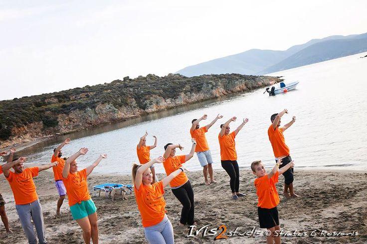 Flash Mob Lemnos island