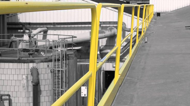 Guardrail systems protect employees or any contractor/ serviceman who may not be familiar with your safety policy requirements. With a passive guardrail system installed, you will have peace of mind that Safety is always in place.#SafetyRailSource #protection #Keenanchor #Fall #RestrainingSystem #LadderSafety #RoofUmbrella #SafetyFirst #OSHAcompliant #StaySafe    http://qoo.ly/mps59