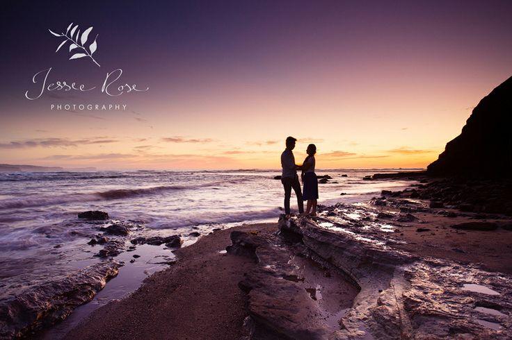 Sunrise Engagement Session with Dion & Vidi @ Jessie Rose Photography #esession #engagementsession #sunrise #love