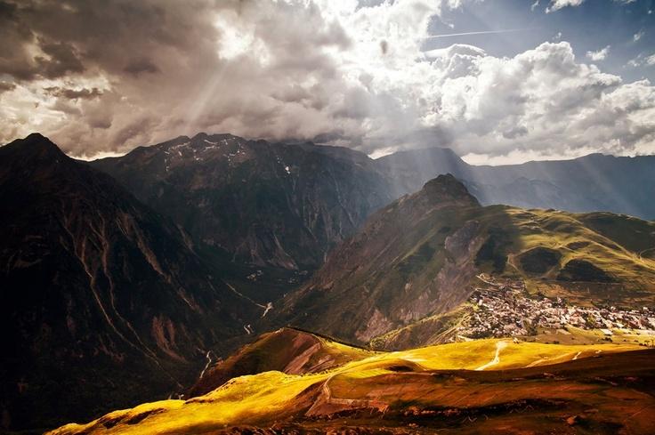 french Alps, photo : Jaroslaw Roger Berdak