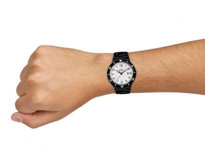 Relógio Masculino Champion CP 30119 - Analógico Troca Pulseira Resistente á Água com as melhores condições você encontra no Magazine Porte42. Confira!