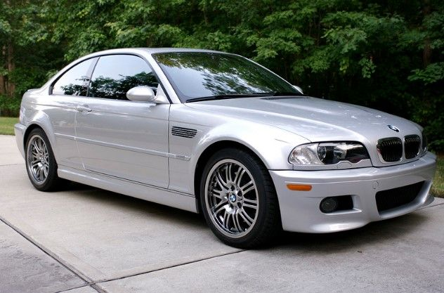 2002 BMW M3 Owners Manual