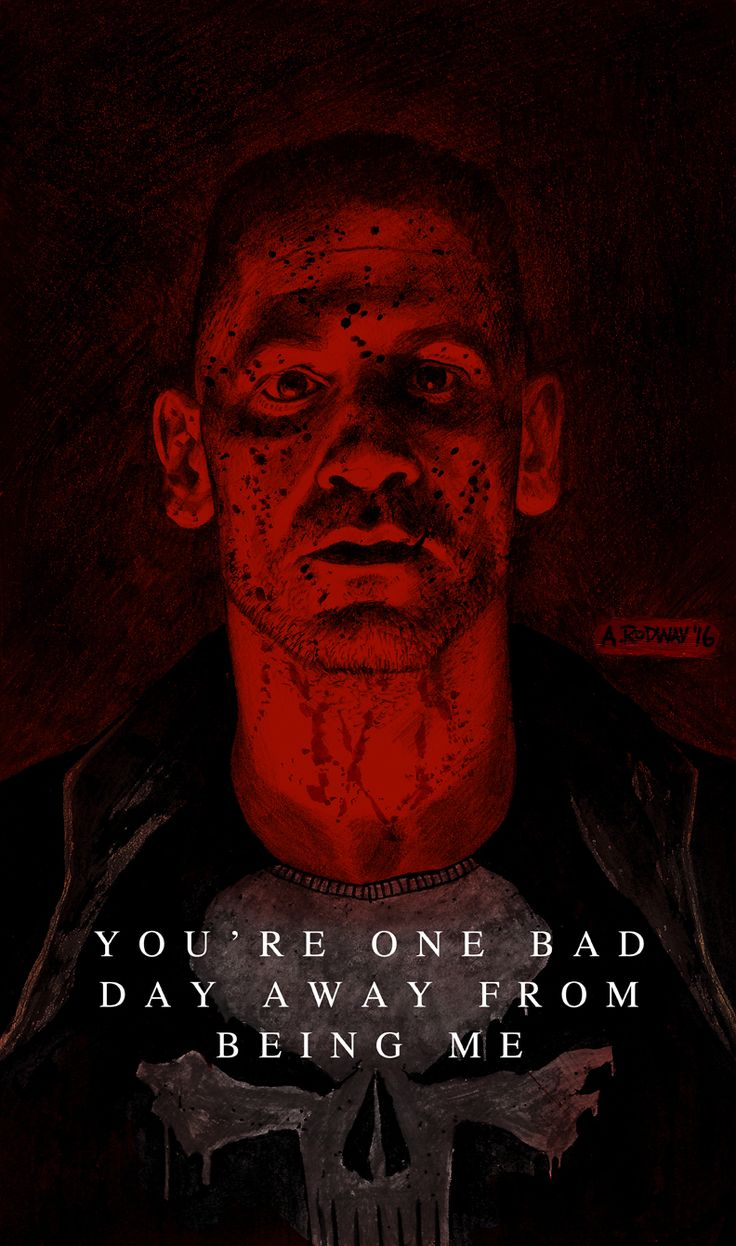 Only a few more days remain until Season 2 of Marvel and Netflix's Daredevil gets released. I'm so pumped to see Jon Bernthal play The Punisher. After a couple of lackluster movies, it will be good to see the character done justice in a medium that allows for the hard rating and good writing he deserves. I'll be making this available at Fan Expo 2016 so keep a look out. Peace!