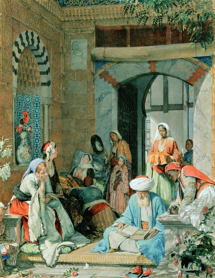 The Prayer of the Faithful shall cure the sick, by John Frederick Lewis