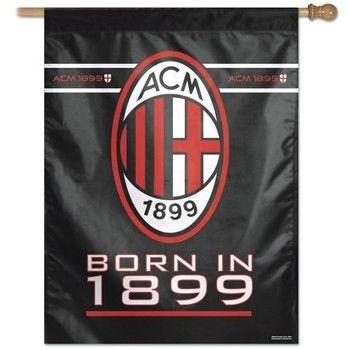 AC Milan International Soccer House Banner Flag