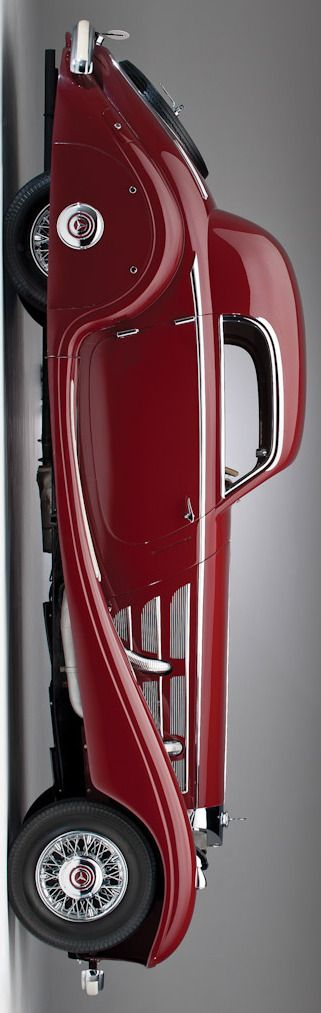 **Mercedes-Benz 540 K Spezial Coupe