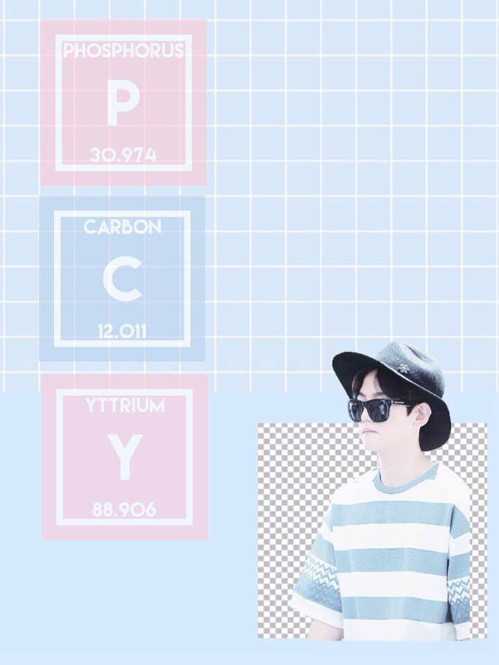 EXO - Chanyeol Wallpaper - Credits to owner/artist