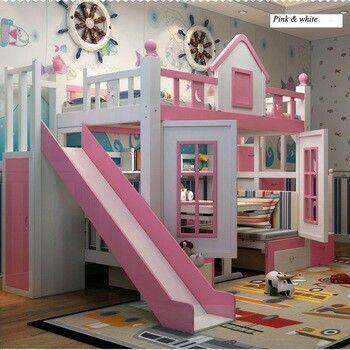 best 25 bunk beds for girls ideas on pinterest beds for kids girls bunk bed rooms and girls. Black Bedroom Furniture Sets. Home Design Ideas