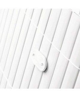 Sichtschutzmatten PVC weiß 2x5m