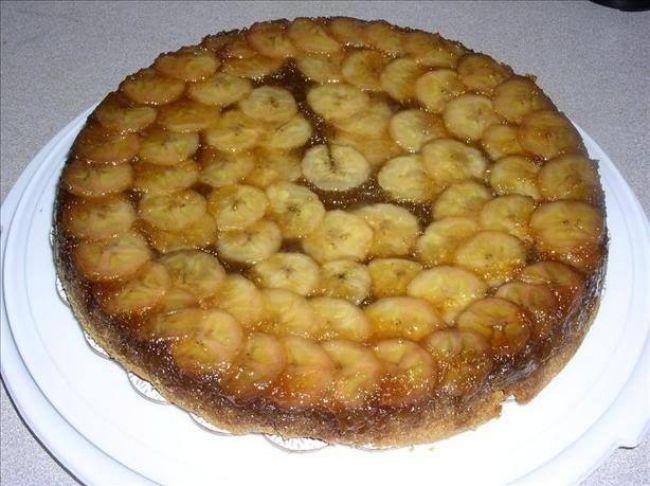 Fa-ti o delicioasa prajitura de post cu banane si nuci! Este gata imediat! | KFetele
