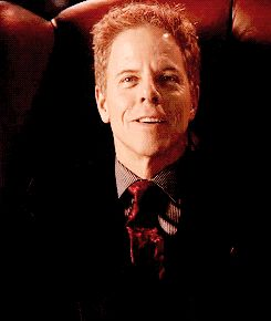 Greg Germann as Hades Once Upon a Time