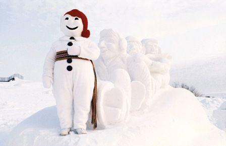 Quebec - Winter Carnival