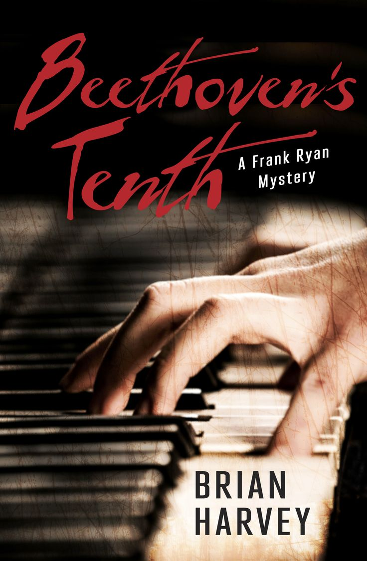Beethoven's Tenth by Brian Harvey (Rapid Reads) www.rapid-reads.com