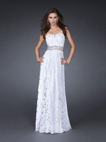17 Best ideas about Cheap Long White Dresses on Pinterest | White ...