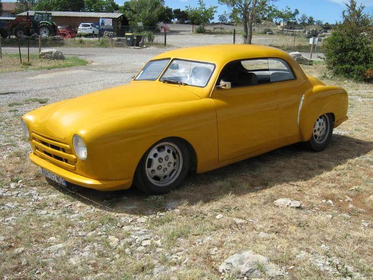 Renault Frégate Custom