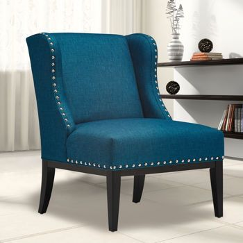 Cherry Wing Chair