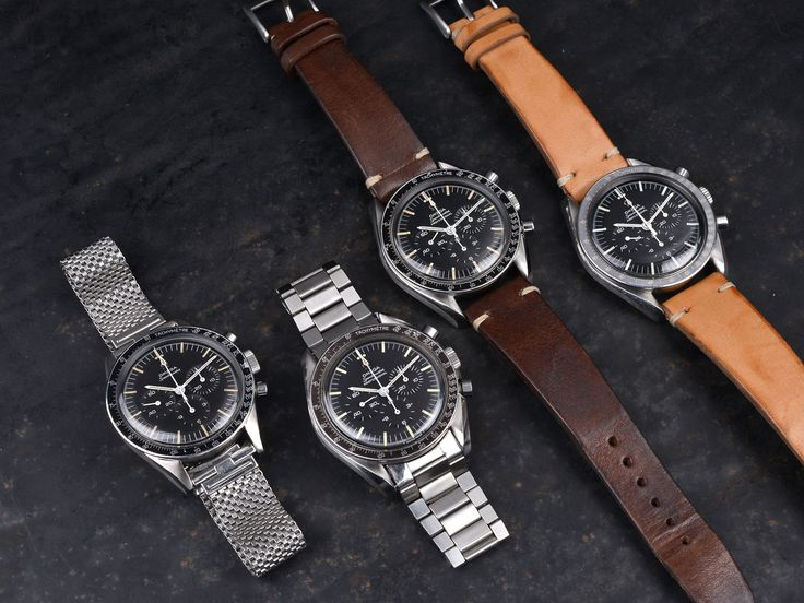 The love for the vintage Omega Speedmaster at Bulang & Sons, fine watches and collecting lifestyle.