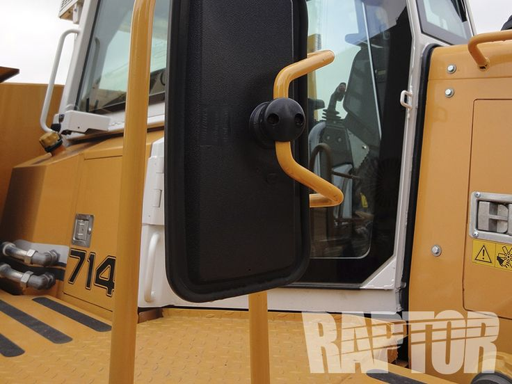 LIEBHERR FORK LIFT: Full Overspray #raptorised