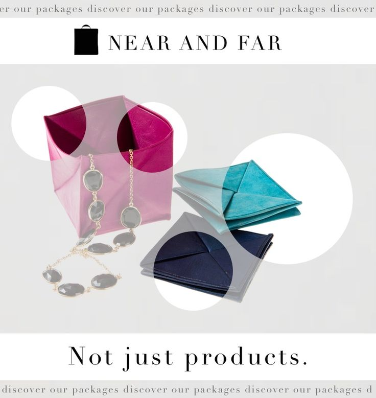 You'll have a special packaging just buying one of our wonderful products! Still waiting? Get it! http://near-and-far.com/it/ #travels #shopping #jewels #luxury #solidarity #fashion