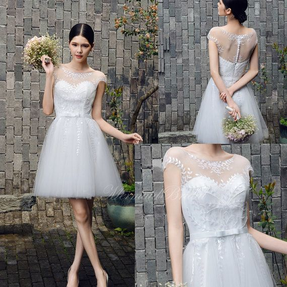 17 Best Images About Beach Wedding Short Dresses On