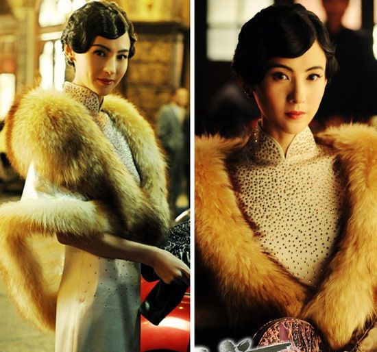 Picture of Cecilia Cheung in the movie Dangerous Liaisons (Chinese adaptation set in Shanghai 1930's) starring Zhang Ziyi, Jang Dong Gun & Cecilia Cheung. Great movie!