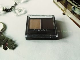 Silkygirl Double Intense Duo Eyeshadow Mocca Latte Review