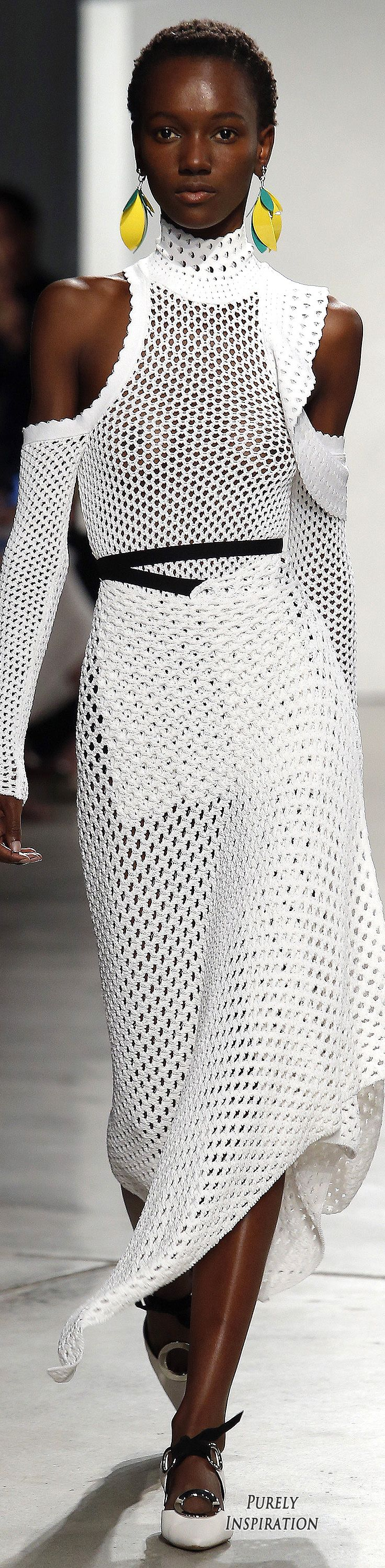 Proenza Schouler SS2016 Women's Fashion RTW | Purely Inspiration